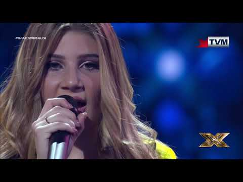 Michela: a star is born | X Factor Malta | Season 1 Final Show