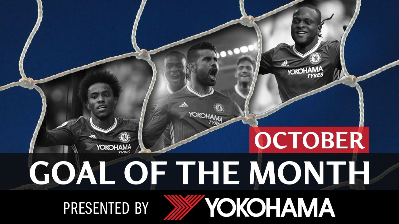 GOAL OF THE MONTH October