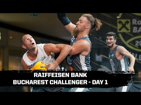 LIVE - Raiffeisen Bank Bucharest Challenger and Women Series 2019 - Day 1