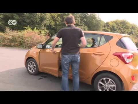 Duelo de dos pequeños: Hyundai i10 y Toyota Aygo | Al volante