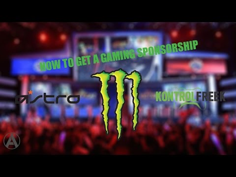 How To Get A Gaming Sponsorship?? (Teams, Players And Youtubers)