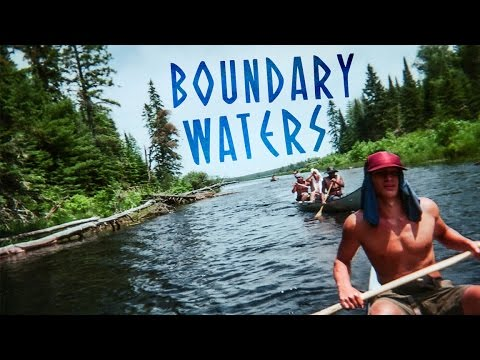 Boundary Waters Trip