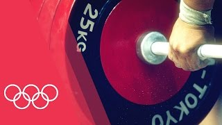 The Secrets to Weightliftling | Olympic Insider