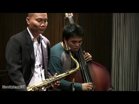 Indra Lesmana Quintet - Butterfly @ Mostly Jazz 15/01/2012 [HD]