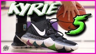 Nike Kyrie 5 Performance Review!
