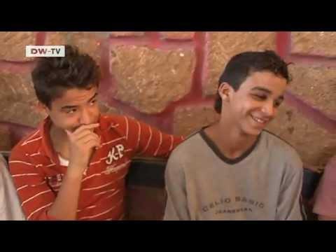 Morocco - Rehabilitating Young People   Global 3000