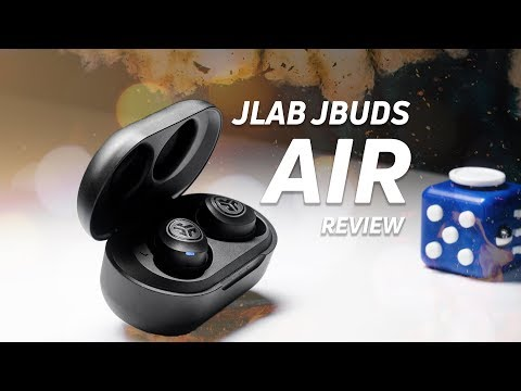 JLab JBuds Air: Finally, cheap true wireless earbuds