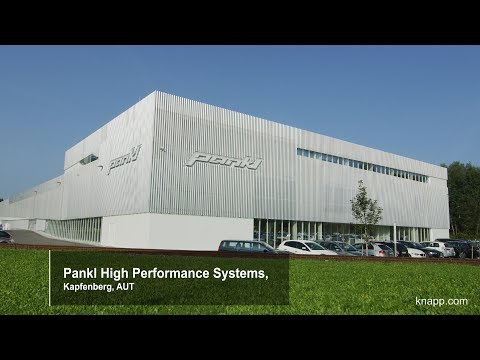 KNAPP AG –  Pankl Racing Systems