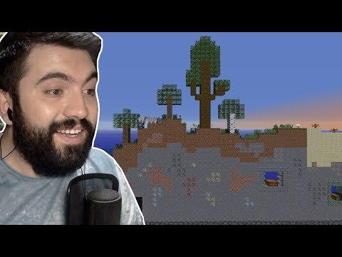İKİ BOYUTLU MACERA !!! | Minecraft 2D SURVIVAL #1
