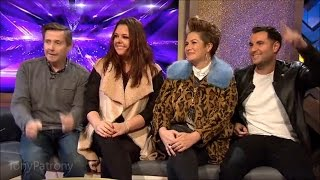 The Xtra Factor UK 2015 Live Shows Week 7 Finals Insiders Panel with RNB Sneak Peek Full
