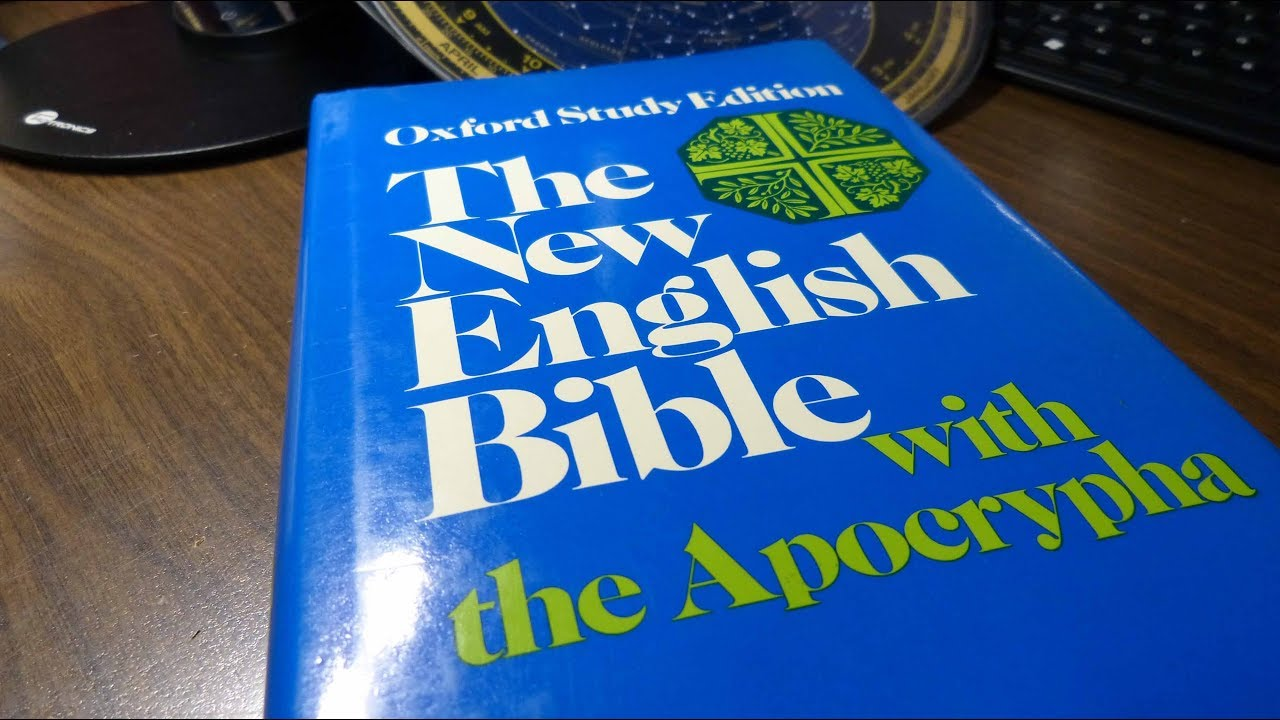 the bible in a nutshell english edition