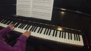 Sherlock Holmes by Mike Schoenmehl RCM piano prep B Celebration Series 2015