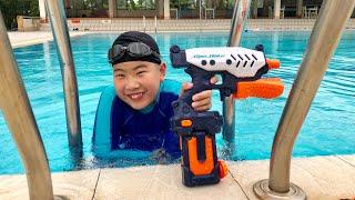Nerf Super Soaker Shotwave(Thai/ไทย Review)