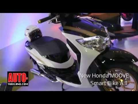 New Honda MOOVE