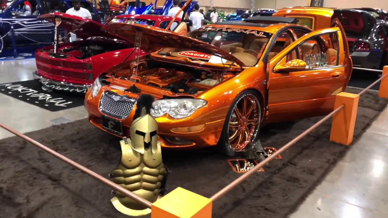 Phoenix Arizona Dub Show YouTube - Car show phoenix convention center