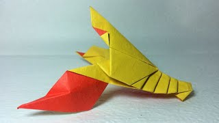 How to make easy Origami Lobster (Shirmp) - PaperPh2
