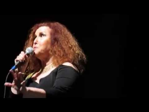 Melissa Manchester - You Should Hear How She Talks About You - UMassLowell, 2.28.15
