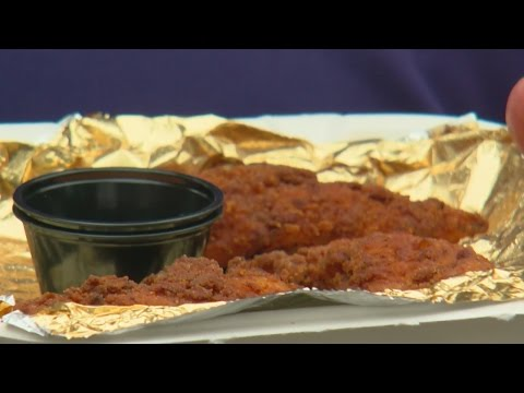 New Fair Food: Bang Bang Chicken Tenders