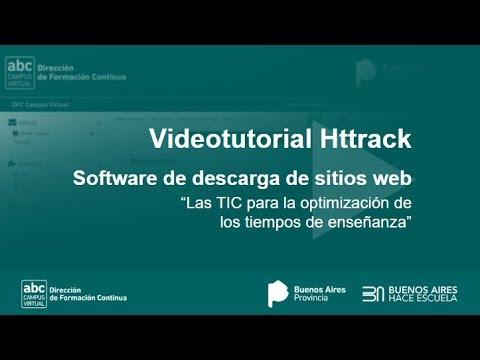 Descarga Y Uso De Httrack