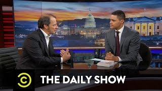 George Packer Extended Interview: Donald Trump's Path to Victory: The Daily Show thumbnail