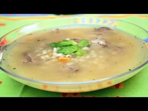 Суп из Куриной Печени.Очень Простой и Вкусный Рецепт