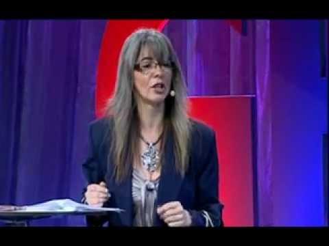 Evelyn Glennie motivational speaker at GRID 08 conference in Sweden