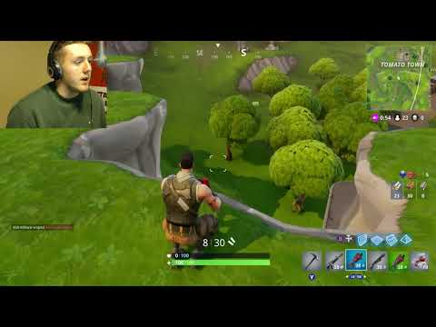 I'VE NEVER BEEN MORE NERVOUS IN MY ENTIRE LIFE | Fortnite [#7]