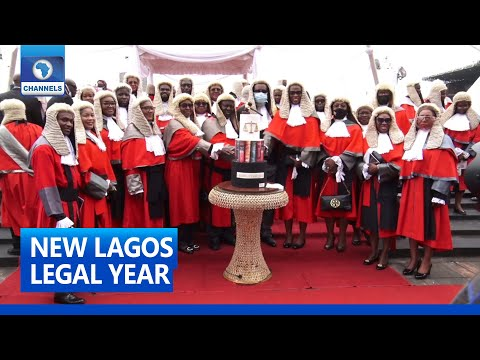 New Lagos Legal Year: Services Hold At Central Mosque & Cathedral Church