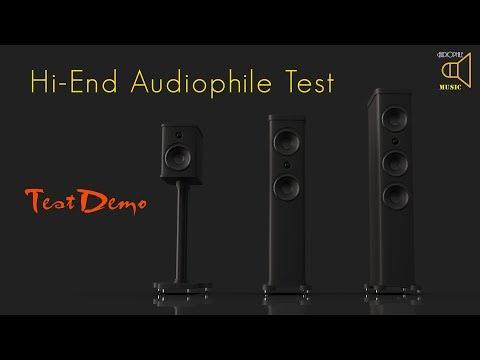 Hi-End Audiophile Test - Sound Test Demo SACD