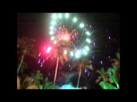 Capodanno 2014 a Santo Domingo