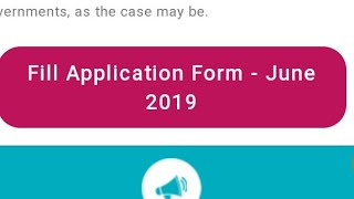 Nta net application form June 2019 start.