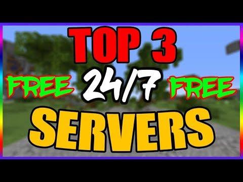 HOW TO GET A FREE 24/7 MINECRAFT SERVER TOP 3 FREE HOSTING