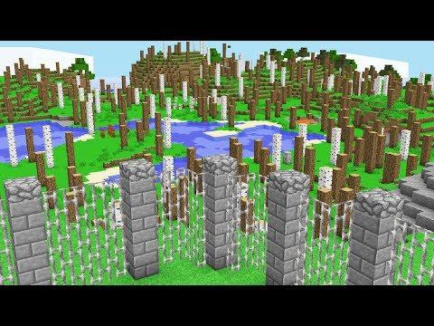 The Best BASE DEFENSE For WAR!?   Minecraft WAR #17