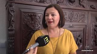 La alcaldesa tramitará una queja formal a los responsables por la situación del Centro de Salud