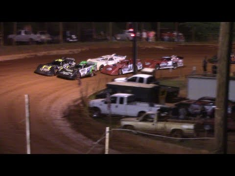 Winder Barrow Speedway Limited Late Model Feature Race 7/27/19