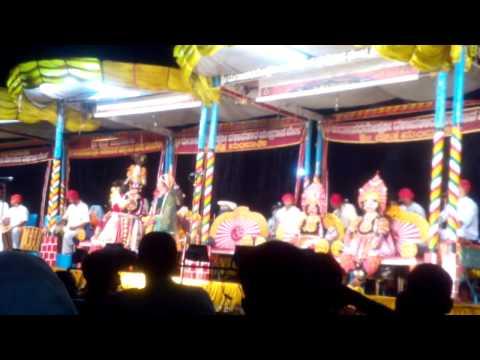 Yakshagana-Mandarthi 5 Meladinda Druvpadi sayavara