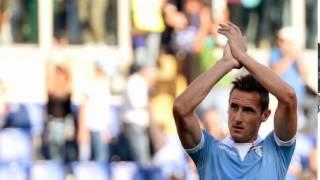 Sassuolo-Lazio 0-3: rivivi la prodezza di Anderson e i gol di Klose e Parolo raccontati da Zappulla!