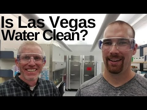 Is It Safe To Drink The Water In Las Vegas?