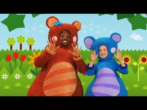 Itsy Bitsy Spider (HD) - Mother Goose Club Songs for Children