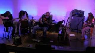 Bobby Barth Band (AKA Blackfoot) - Train Train