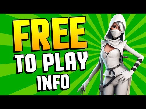 Fortnite - Save The World Release Date, Information & PvE Free To Play - Fortnite Free To Play 2018