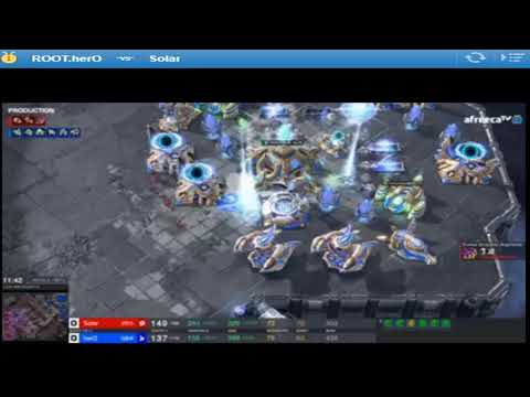ROOT.herO -   Solar | E sport |  NTV GAMES
