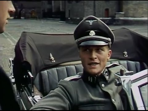 "Rutger Hauer as SS-officer in ""Pastorale 1943"" (1979 Dutch film)"