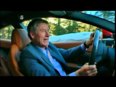 Fifth Gear. Tiff Testing New 2012 Ferrari FF