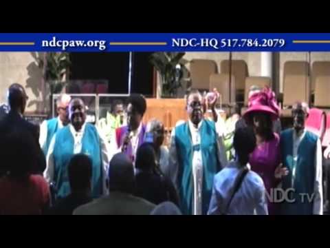 NDC Suffragan Bishop and District Elder Installation. June 27, 2014