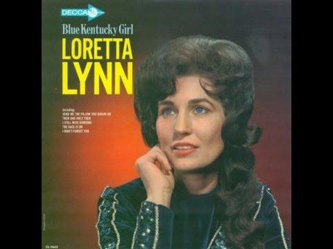 Loretta Lynn - Blue Kentucky Girl (1964).