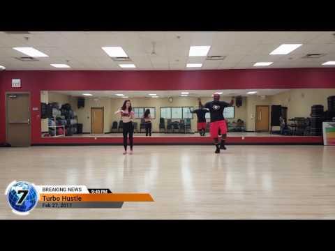 Turbo Hustle Line Dance