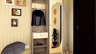Видео обзор вешалок для прихожей от интернет магазина Мебельвозов.