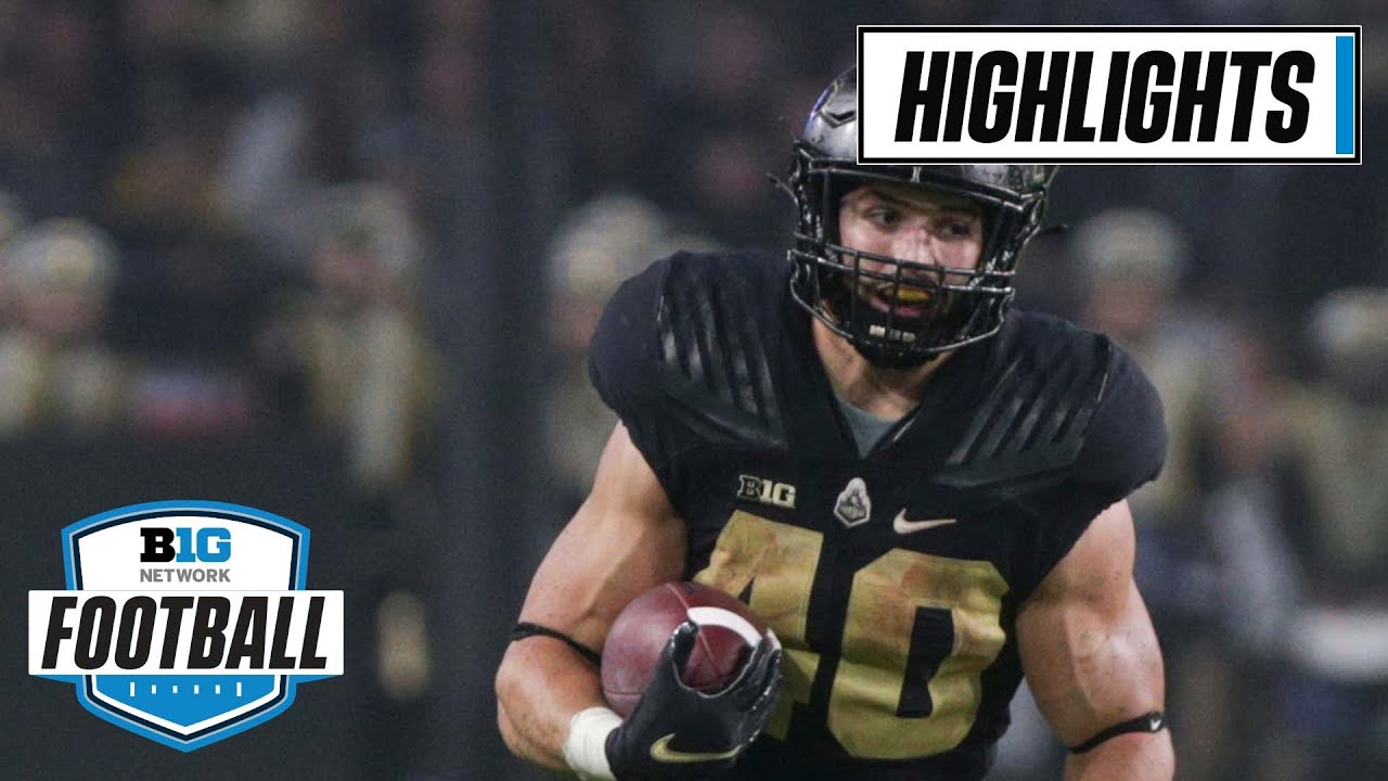 Purdue 30, Oregon State 21 | How They Scored