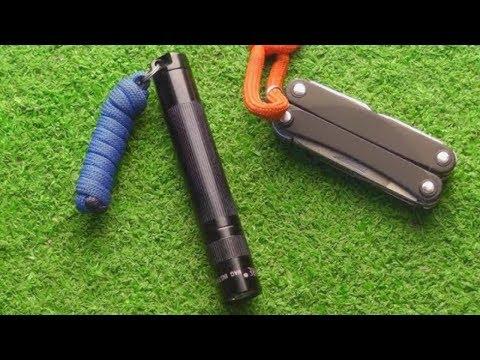 Фонарик ААА на ключи: Maglite Solitare - обзор, тест, IMHO